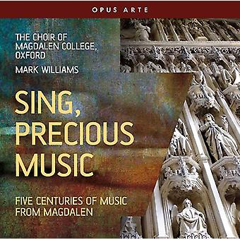 Sing Precious Music [CD] USA import