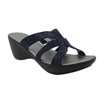 Karen Scott naisten Paytin avoin toe erityinen tilaisuus Platform sandaalit