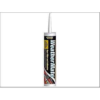 Everbuild Weather Mate Sealant Clear 310ml
