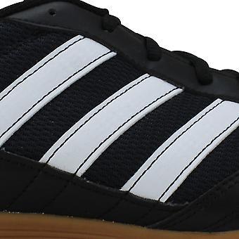 Adidas Super Sala Core Black/Footwear White-Solar Green FV5456 Men's