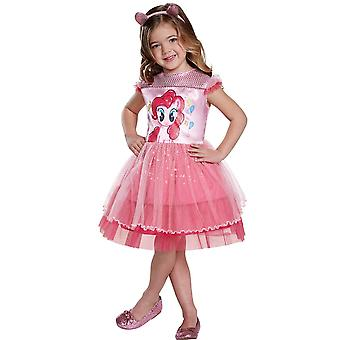 Pinkie Pie klassische Kleinkind Kostüm - mein kleines Pony