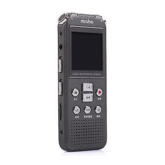 Mrobo M68 1.5 Inch Screen Dual Microphone Voice Recorder