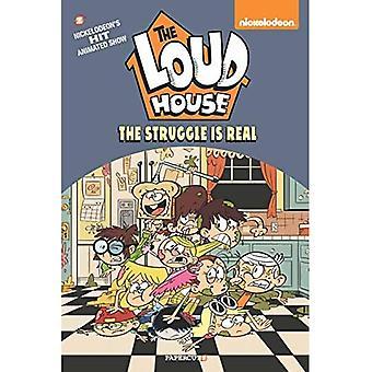 The Loud House #7: Kampen er ekte
