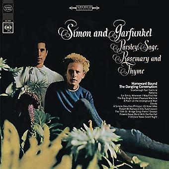 Simon & Garfunkel - Parsley Sage Rosemary & Thyme [Vinyl] USA import