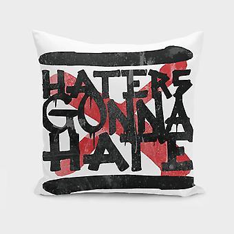 Vihaajat vihaavat tyynyä / tyynyä