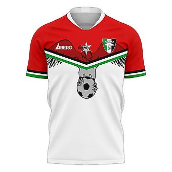 Jordan 2020-2021 Home Concept Football Kit (Libero)