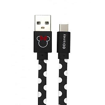 Disney Minnie Mouse USB-C Kabel - 1 Meter