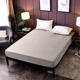 Home Textil Smooth Waterproof Mattress Cover Anti Mites Mattress Pad