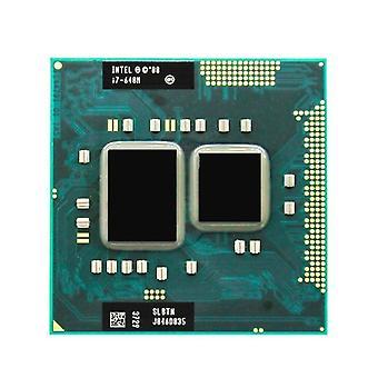 インテルコア I7 640m 2.8ghz 2 コア 4m のプロセス