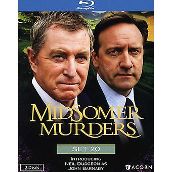 Midsomer Murders: Ange 20 [BLU-RAY] USA import