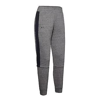 תחת שריון נשים יריב טרי מסלול מכנסיים גריי רצים 1351889 035