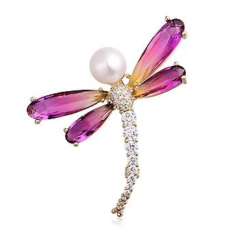 Papillon Sparkly Pin
