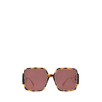 Dior 30MONTAIGNE2 havana female sunglasses