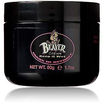 Cock Grease Beaver Oil Base Hair Pomade 50g
