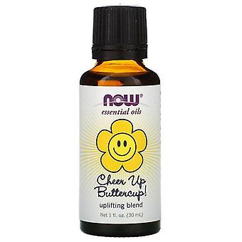 Now Foods, Essential Oils, Cheer Up Buttercup!, 1 fl oz (30 ml)