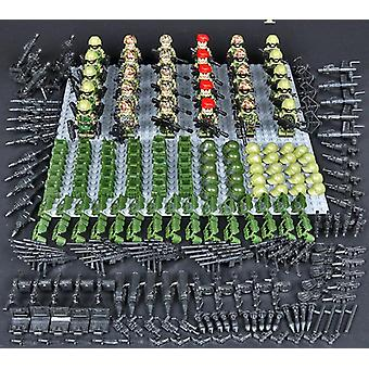 Blocks Soviet Soldiers Army Of Russia Troops American Soldiers Military (light