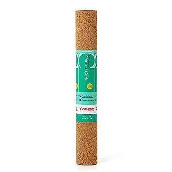 "Kontakt Adhesive Roll, Cork, 18"" X 4'"
