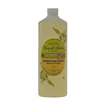 Shampoo and Bath Gel with Willow and Bergamot orange 1 L