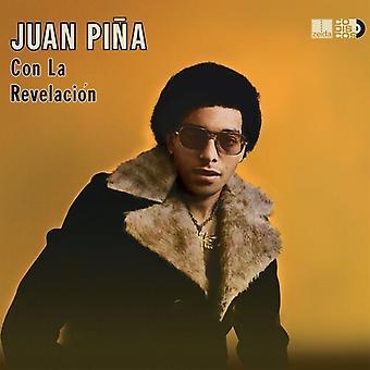 Pina,Juan - Juan Pina Con La Revelacion [Vinyl] USA import