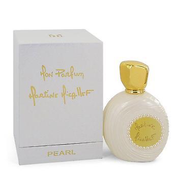 Mon Parfum Pearl Eau De Parfum Spray By M. Micallef 3.3 oz Eau De Parfum Spray