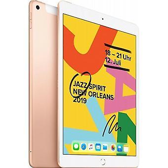 "Apple iPad 10.2 (2019) ""7th Generation 128GB WLAN + Cellular Gold"
