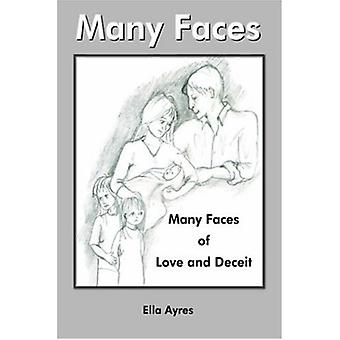 Many Faces by Many Faces - 9781418476540 Book