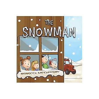 The Snowman by Rebecca McCaffery - 9781528980395 Book