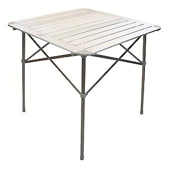 Highlander ALU Slat Small Folding Camping Table