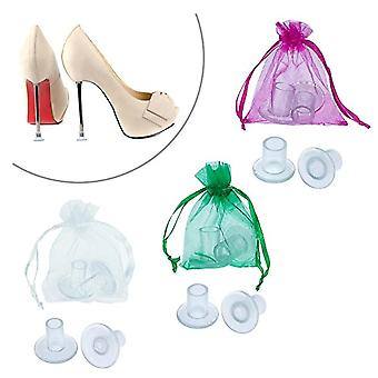 Lot Heel Stopper High Heeler Anti Slip Silicone Protectors Stiletto Dancing