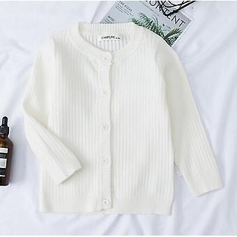 Girls Cardigan Baby Knitted Cardigan Sweater