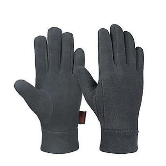 暖かい冬の防風熱手袋