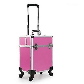Women Multi-layer Large-capacity Cosmetic Case Box