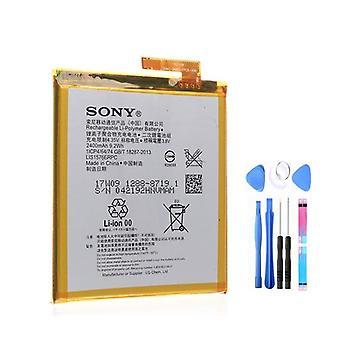 Original 2400ma Lis1576erpc Phone Battery For Sm4 Aqua E2353 E2303 E2333 E2306