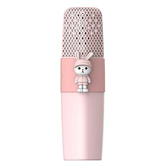 K9 langaton bluetooth mikrofoni KTV laulaa lapset sarjakuva mikrofoni