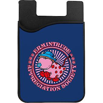 The Magic Roundabout Ermintrude Appreciation Society Phone Card Holder