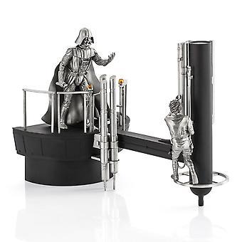 Limited Edition Luke Vs Vader Diorama