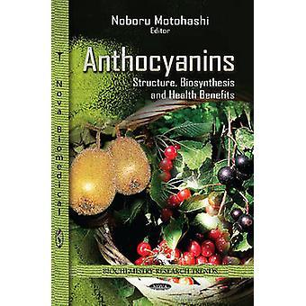 Anthocyanins by Edited by Noboru Motohashi