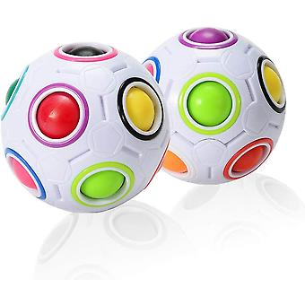Rainbow Ball Logic Toy - Puzzle Game 3d