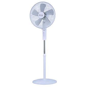 """ARGO TULIP E GINGER - floor fan, """"high gloss"""" pure white color"""