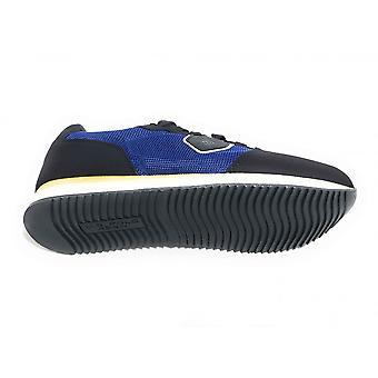 Shoes U.S. Polo Sneaker Running Nobil 116 Ecosuede Dark Blue/ Mesh Men's Us21up05