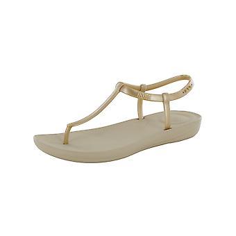 Fitflop Mujer IQushion Metallic Splash - Zapatos sandalia perlados