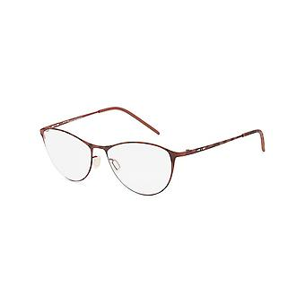 Italia Independent - Accessories - Glasses - 5203A-092-000 - Women - maroon,brown