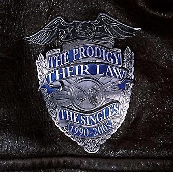 The Prodigy Lp - Heidän lakinsa: Singlet 1990-2005