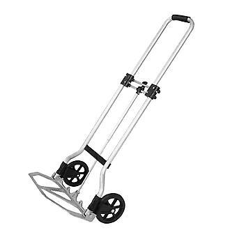 Steekwagen Opvouwbaar – Tot 45 kg – 38 x 17 cm Aluminium