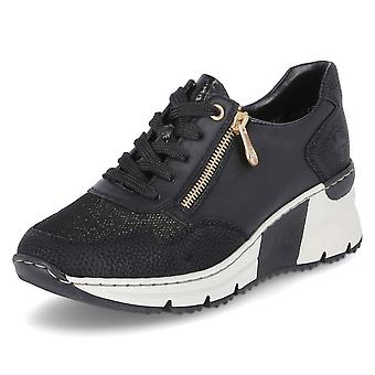 Rieker N630100 universal ympäri vuoden naisten kengät