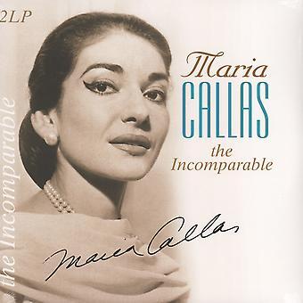 Maria Callas - The Incomparable Vinyl