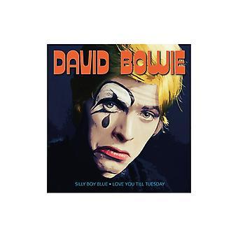 David Bowie - Silly Boy Blue / Love You Till Tuesday Blue Vinyl