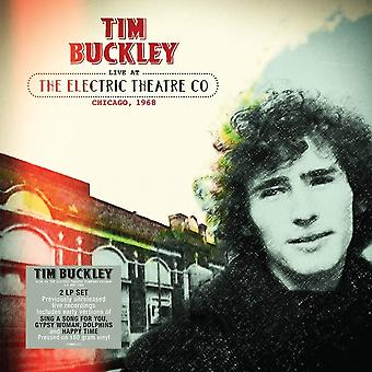Tim Buckley - Live på The Electric Theatre Co Chicago, 1968 Vinyl