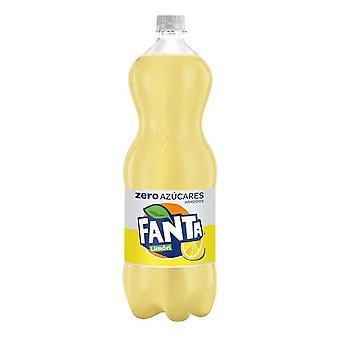 Forfriskende Drink Fanta Zero Lemon (2 L)