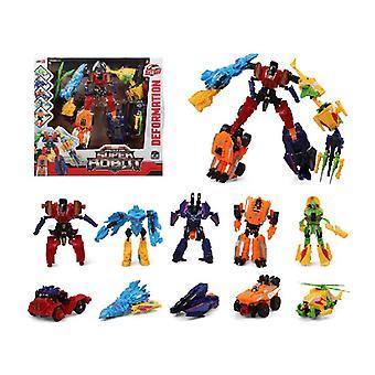 Transformers Deformation (40 x 36 cm)